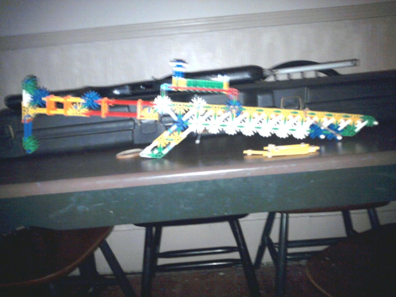 Knex Slingshot Sniper
