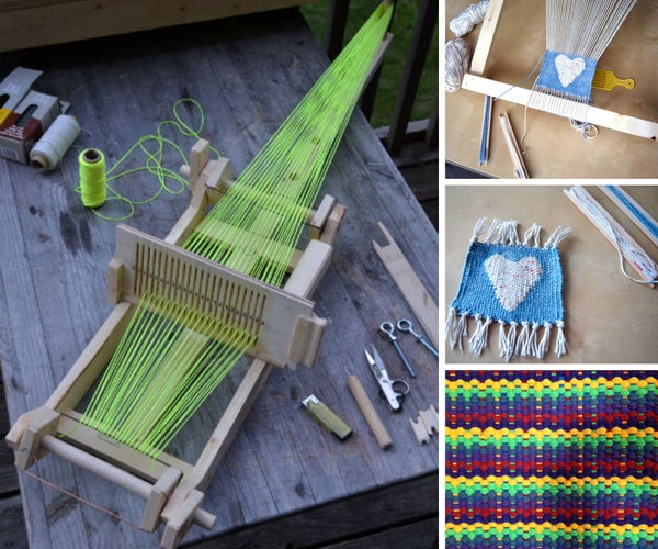 Needle Arts & Weaving