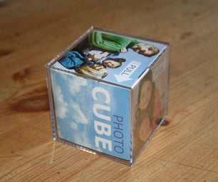 Photo Cube