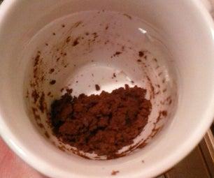 Mug Brownie Made With Hot Chocolate Mix (no Cocoa Powder/eggs)