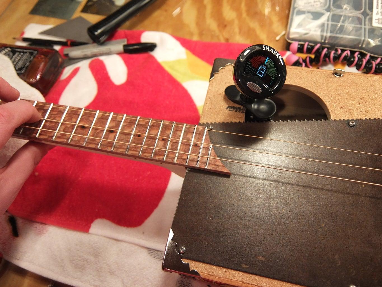 Tuning, Intonation, and Final Adjustments