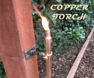 Copper Torch