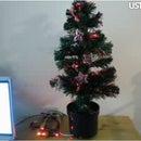 @tweet_tree: Twitter controlled Christmas tree