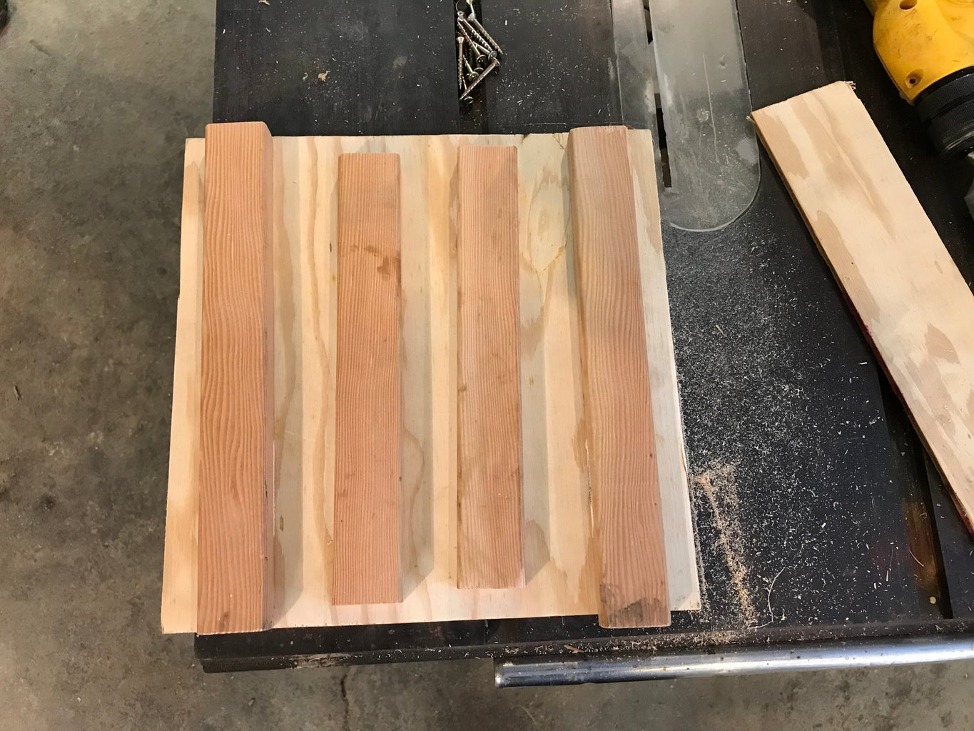 Cutting to Build