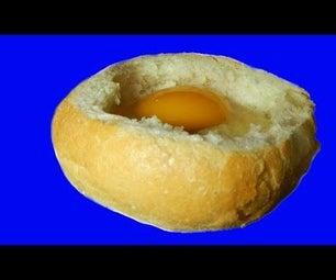 Egg Buns - easy and impressive.