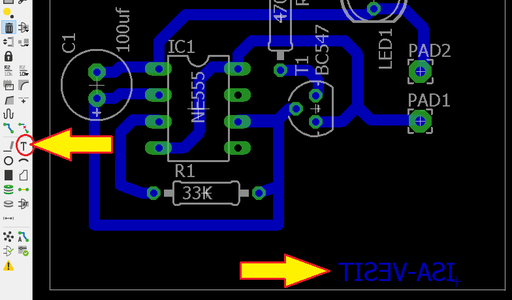 Wiring the Components in PCB Layout