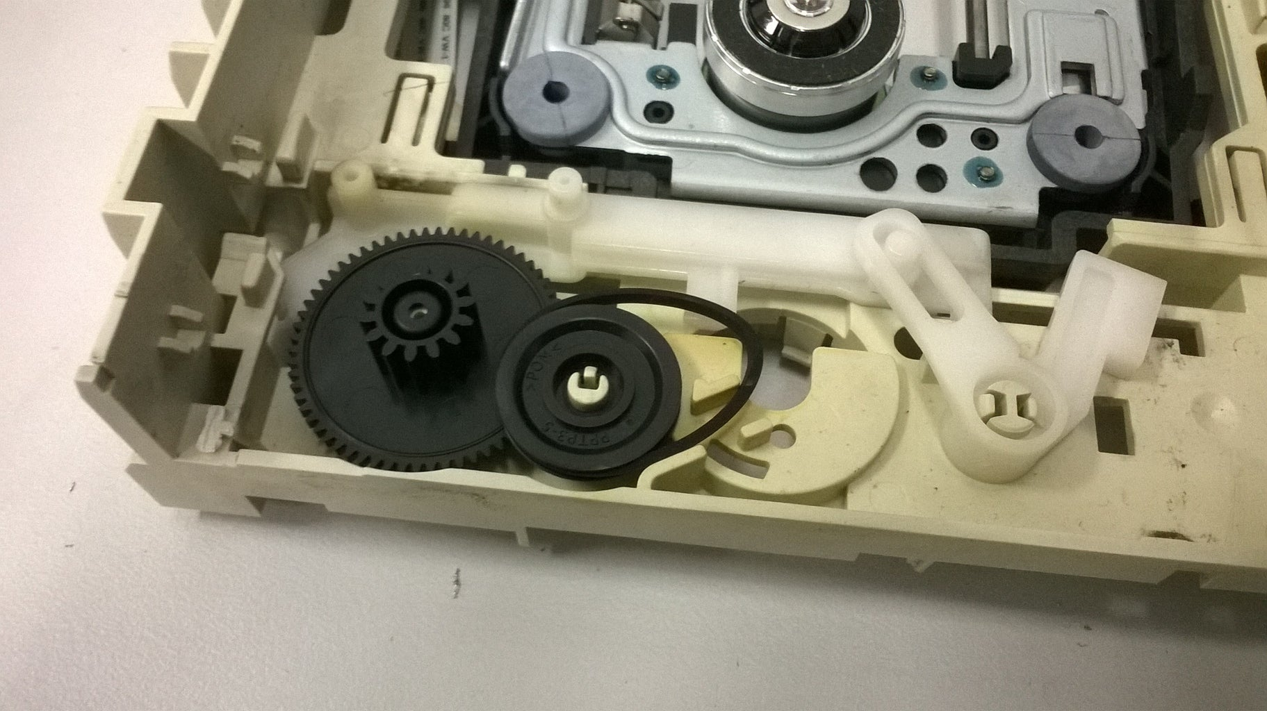 The Tray Mechanism