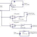 DIY Arduino-Fingerprint Garage Door Opener