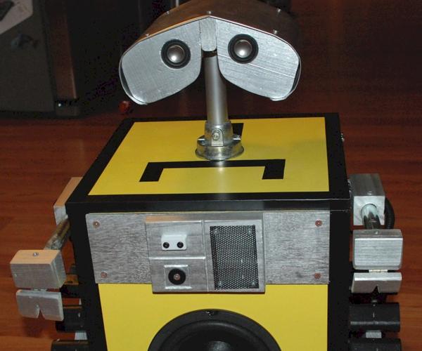 Bluetooth Wall-e Speaker