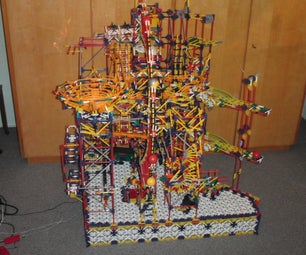 Knex Ball Machine Dystopia