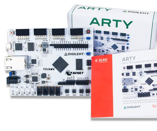 Getting Started With Arty