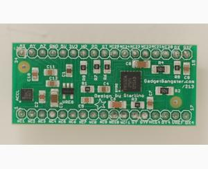 Accelerometer & Gyro Tutorial
