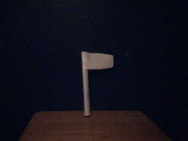 How to Make a Paper Hachet/axe