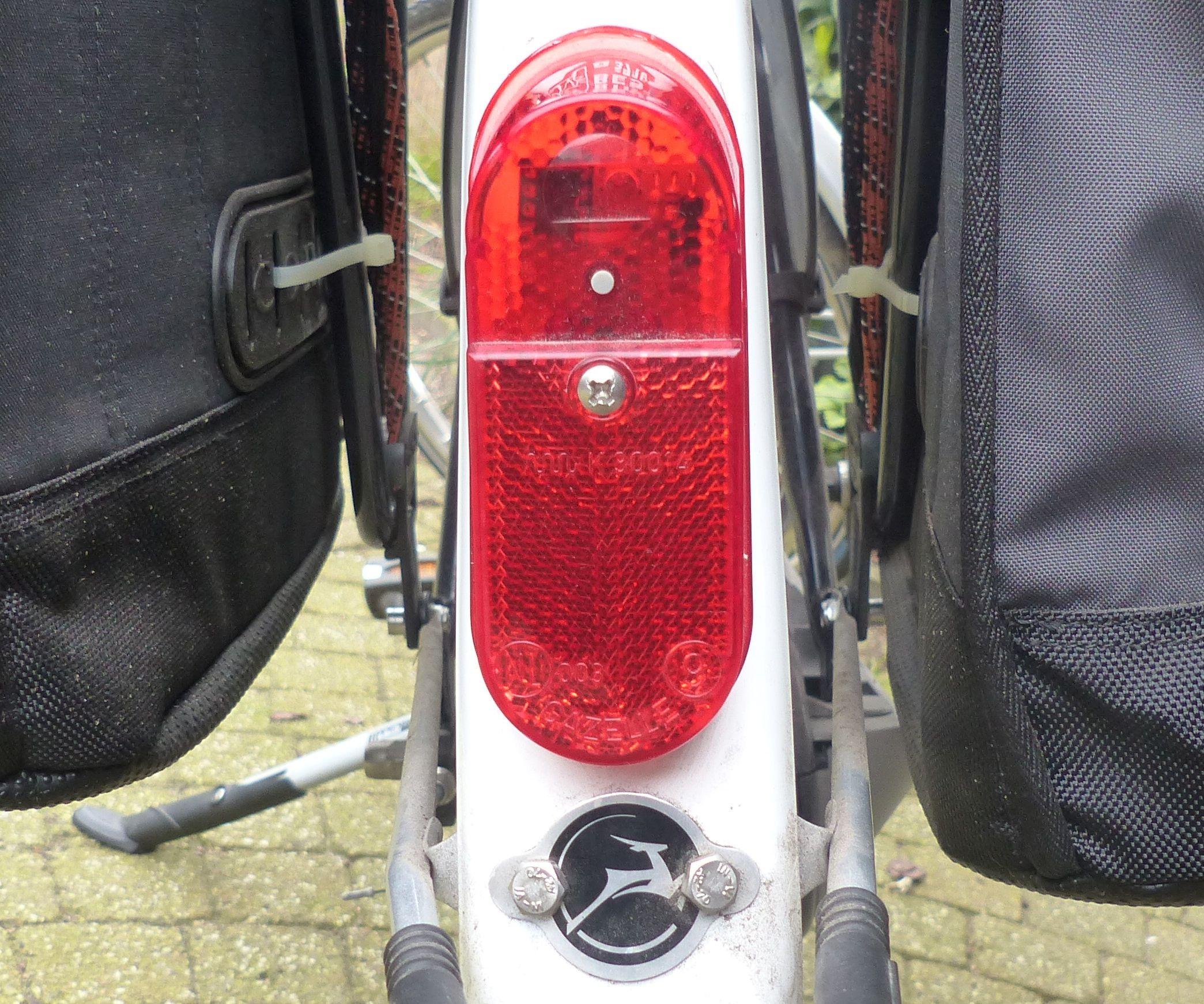 Intelligent Tail Light