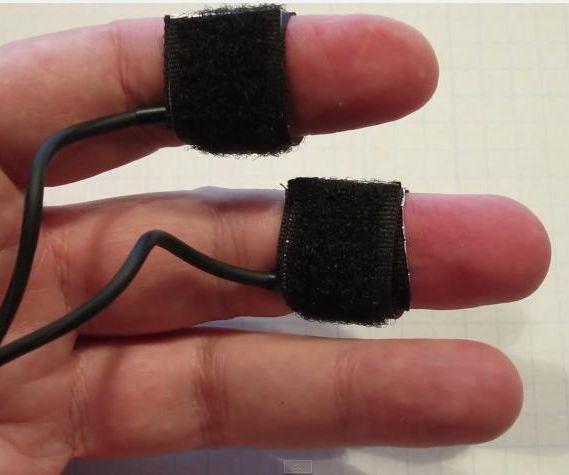 Making Galvanic Skin Response Finger Electrodes