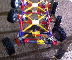 Knex Truck Steering