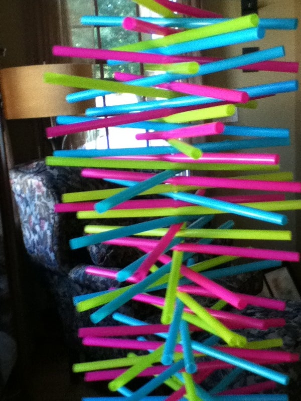Straw Decorations