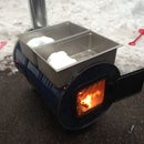 Maple Sap Evaporator for Under $100 and Finished in Under Three Hours
