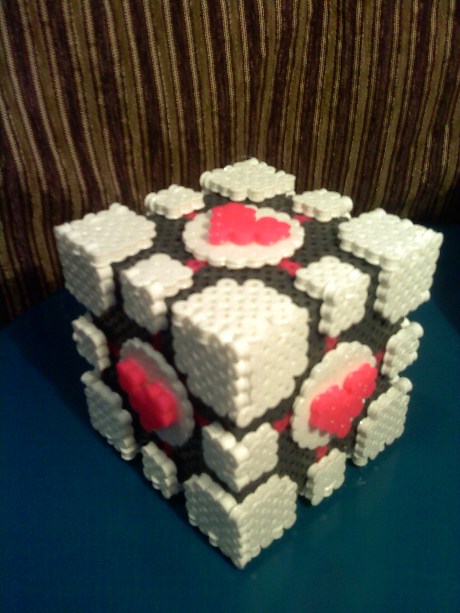 How to Make a Companion Cube
