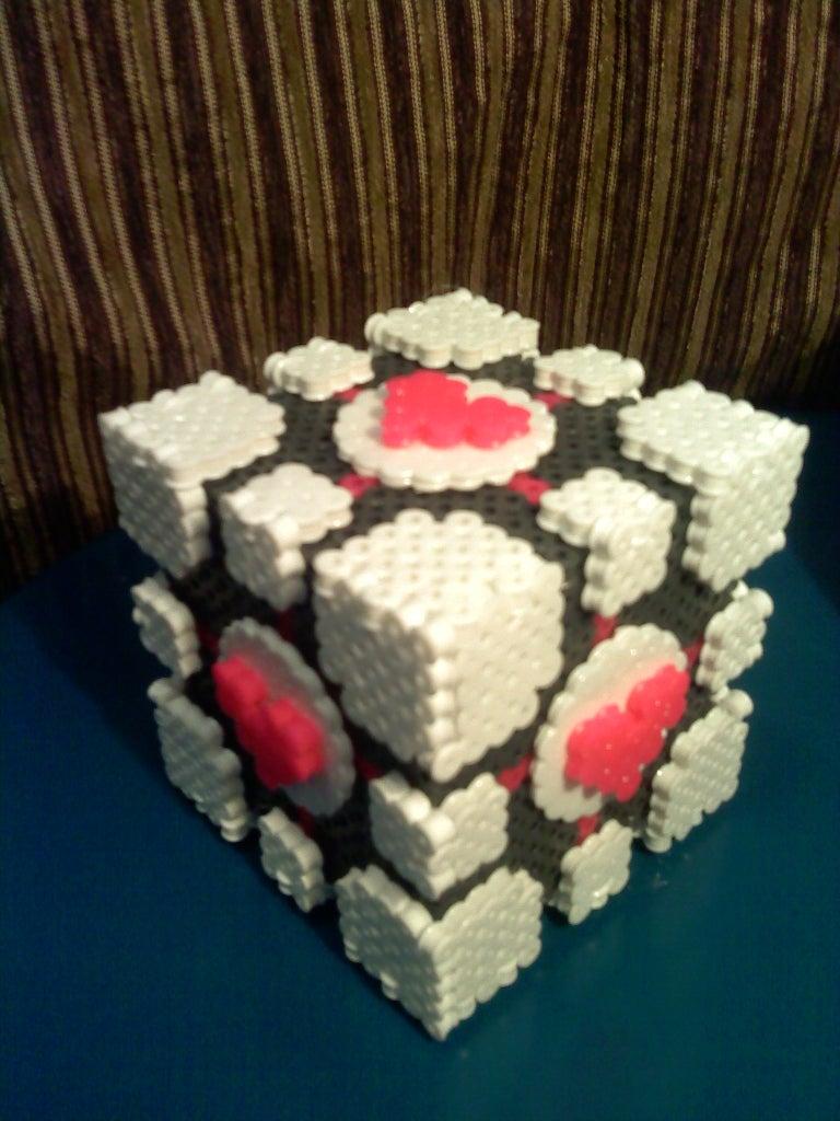 How to Make a Companion Cube