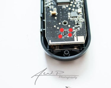 Disassembly and Strip the PCB