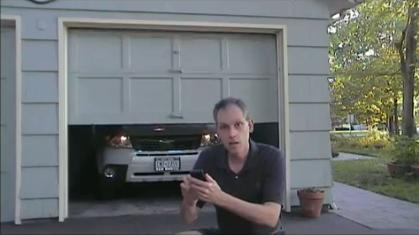 Bluetooth Garage Door Opener & Car Starter