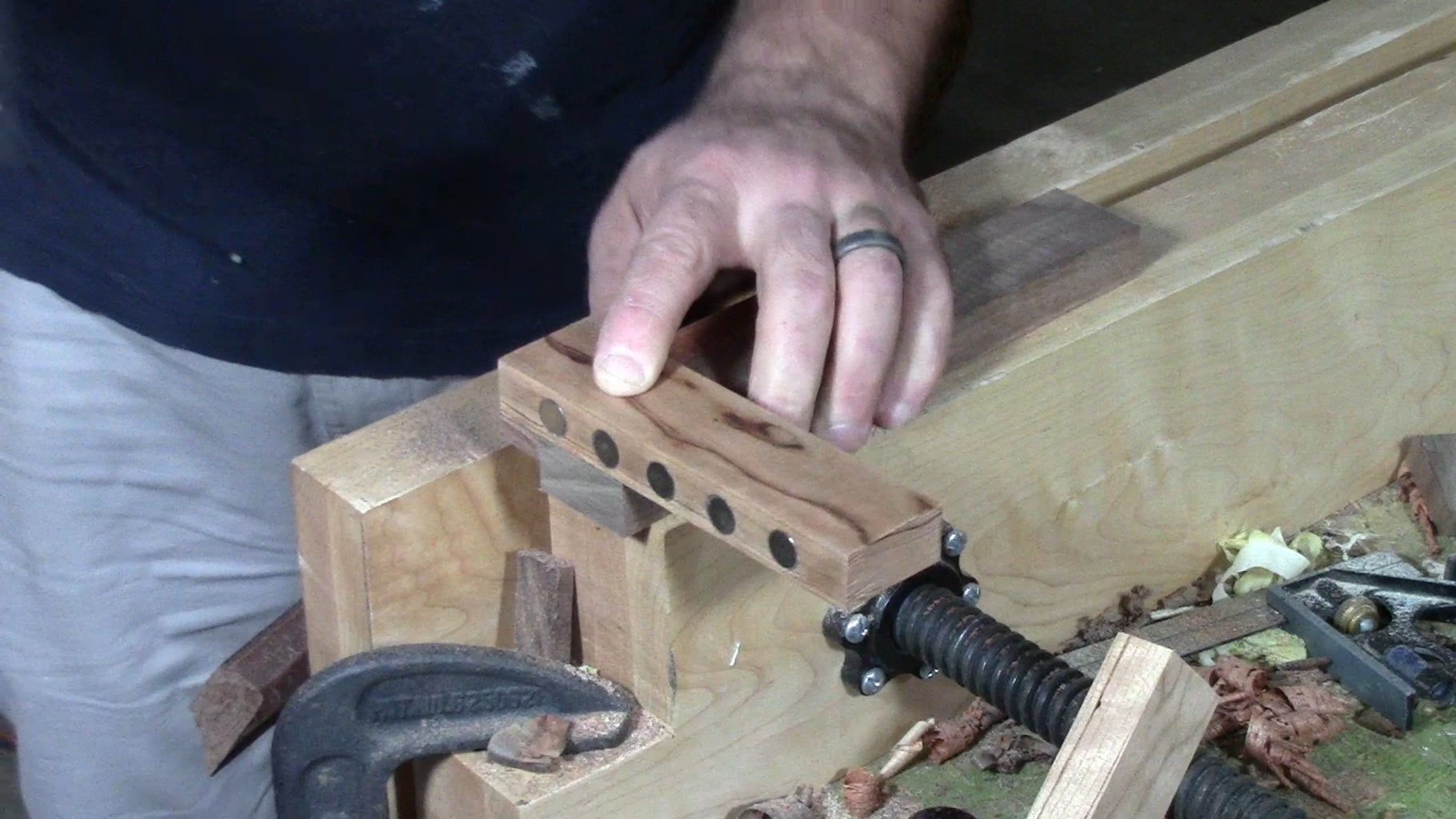 Test Out Your Magnetic Saw Guide!
