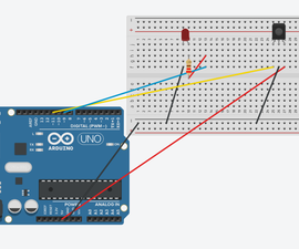 Controlling LED With IR Remote