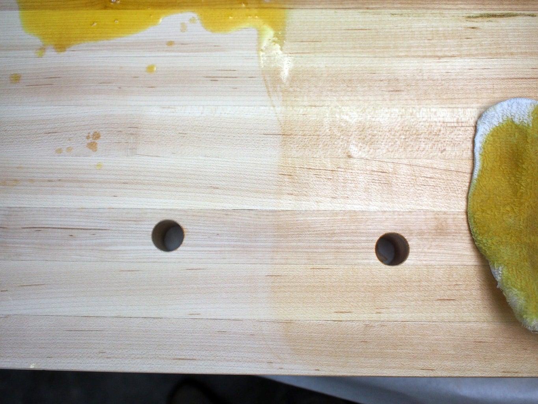 Seal Work Surface