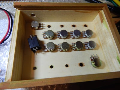 Mounting Parts in the Box