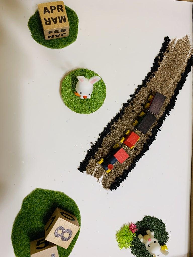 Step3: Decoration