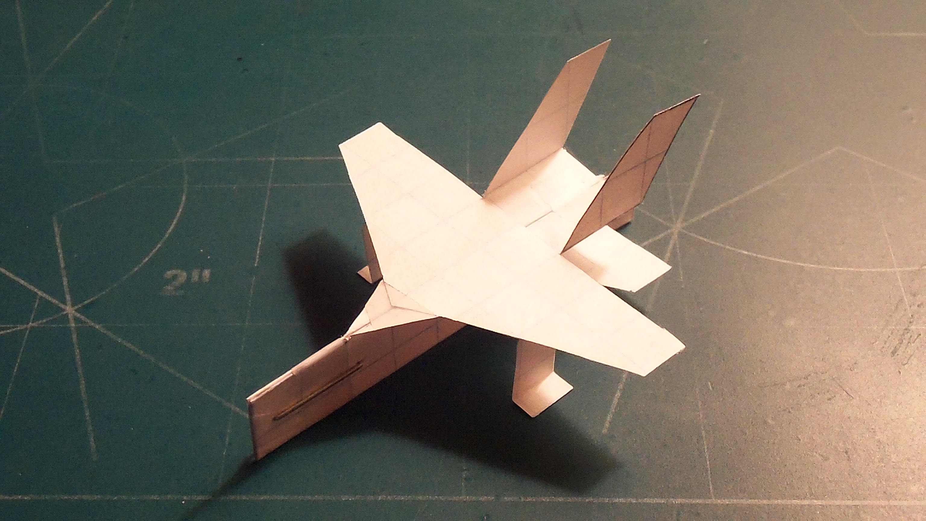 How To Make The SkyRanger Paper Airplane