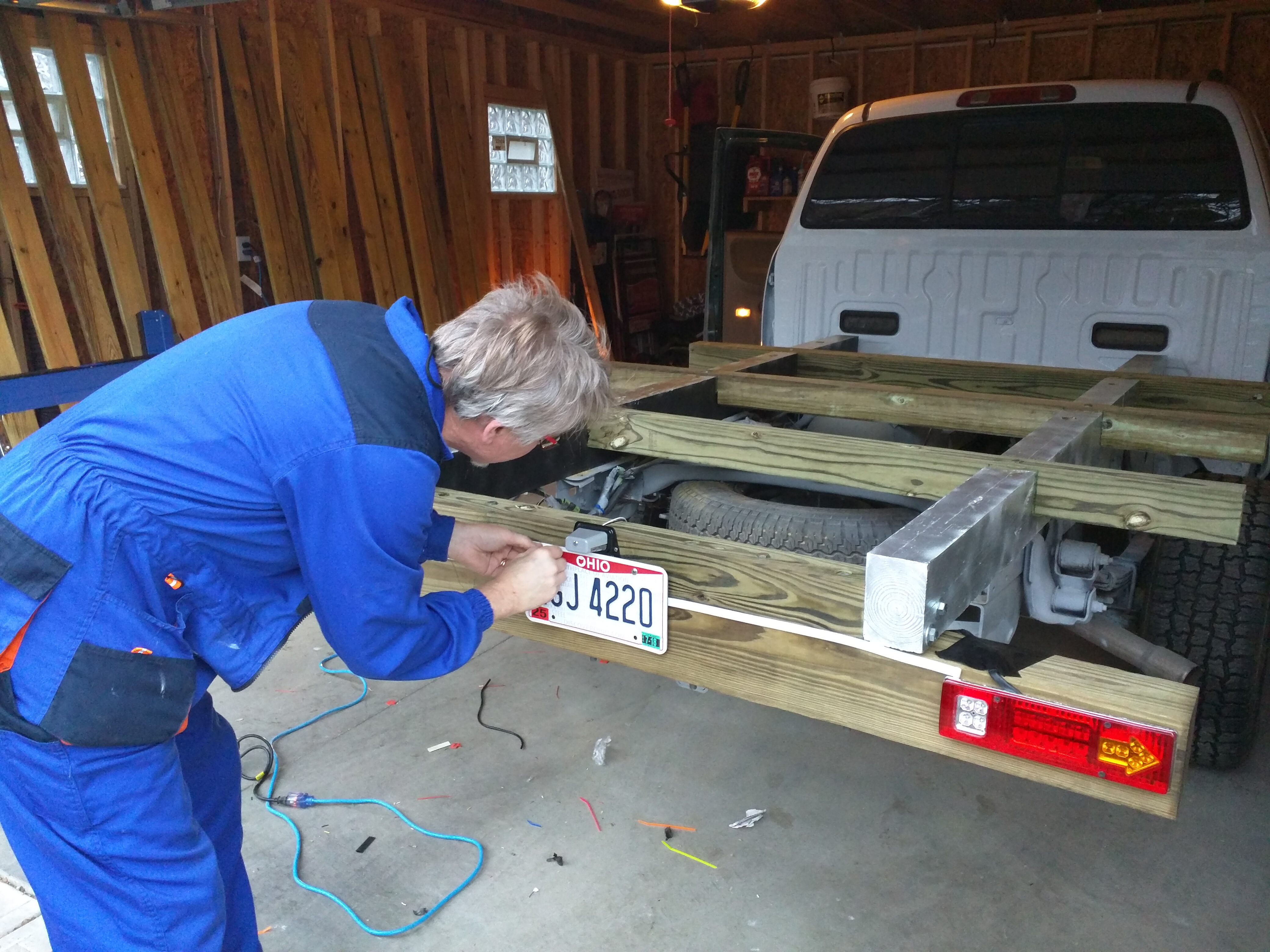 Custom Pick Up Truck Bed 6 Steps With Pictures Instructables