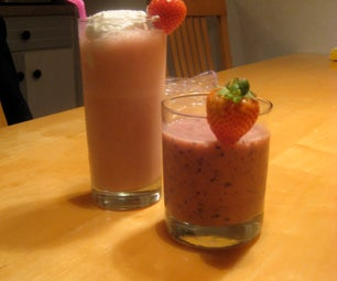 Delectable Drinks: Two Tantalizing Recipes