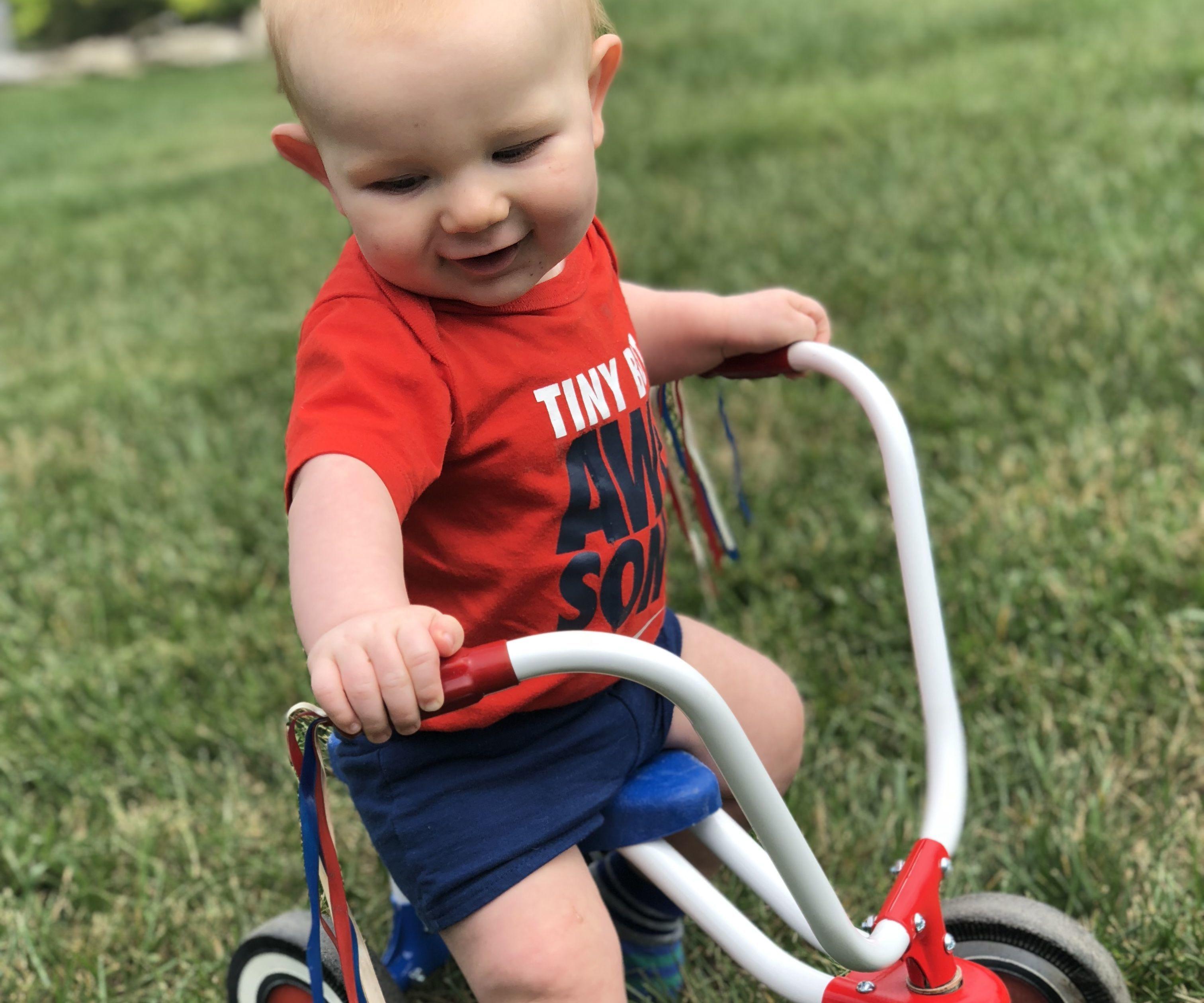 Toddler Push / Kick Bike Restore