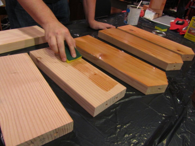 Treat the Wood