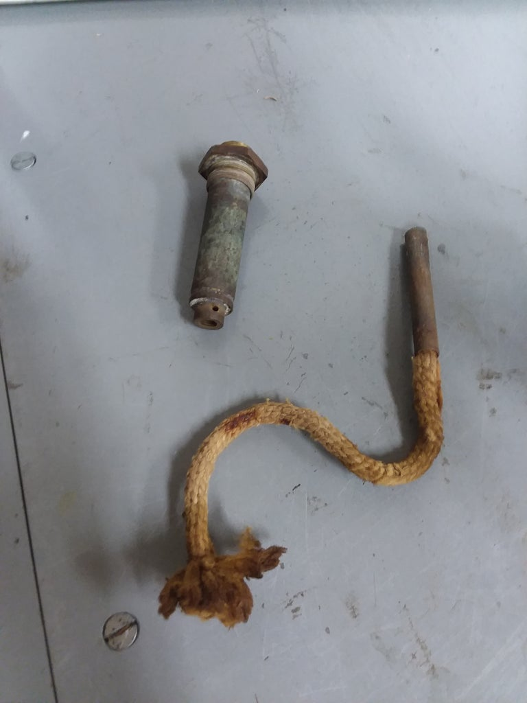 Dealing With the Gas Up-pipe