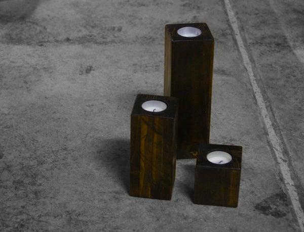 Handmade Tea Light Holders