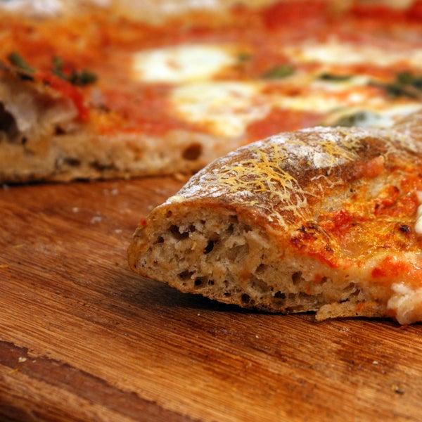 The Epoxy Method Whole Wheat Pizza Dough