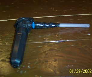 Homemade 500 Fps CO2 Airsoft Gun