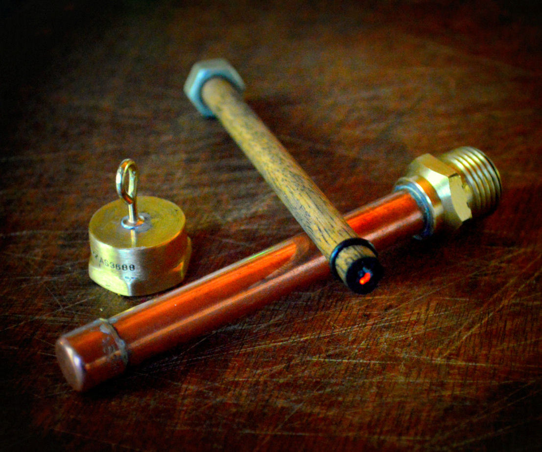 Simple Fire Piston