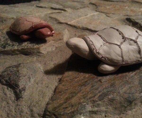 Clay Turtle Tutorial