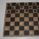 Awesome Cardboard Checkers