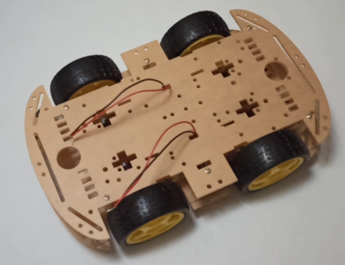 Build the Car and Upload the Code