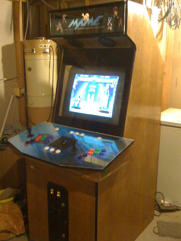 My MAME Cabinet