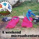 A weekend microadventure: brave the elements