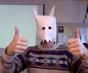 Basic Paper Masks