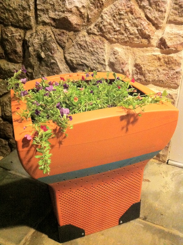 CRT to Planter Upcycle: Introduction & Materials