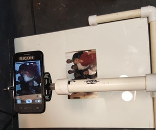 Digitizer From Cell Phone