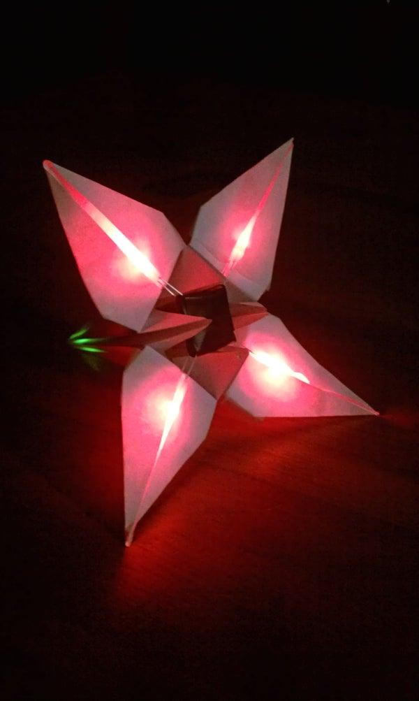 LED Origami